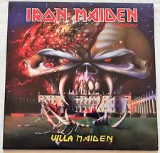 Iron Maiden - Villa Maiden - LP - 2010 - Rare Unofficial Release - Villa Manin