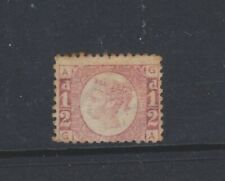 UK - Queen Victoria - 1870 - 1/2d rose - Plate 8 - used - SG49 - AG/GA