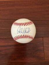 Robin Ventura Autographed Baseball- Clean And Bright