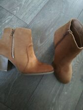 Ladies Boots Size 3 wide fit