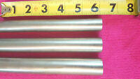 "303 Stainless Steel Round Rod 3/4"", 7/8"",1"" Diameters, 6"" Long 3 pc. Assortment."