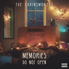The Chainsmokers Memories Do Not Open Taiwan CD 8g USB 2017 Coldplay-paris