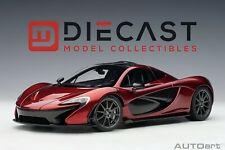AUTOart 76062 McLaren P1 (Volcano Red) 1:18TH Scale