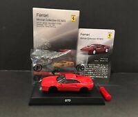 Kyosho 1/64 Ferrari 7 NEO Unassembled Diecast Car Model GTO Red