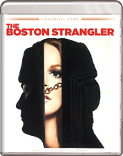 Boston Strangler, The Blu-Ray - TWILIGHT TIME - Limited Edition - BRAND NEW