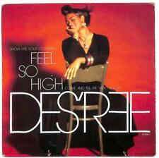 "Des'ree - Feel So High - 7"" Record Single"