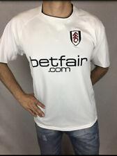 2002-2003 English Premier League Fulham vintage retro replica soccer jersey