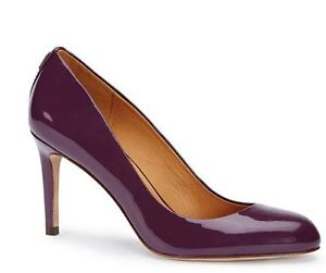 Coach Women's Rosey Patent Leather Classic Pump Size 9 M