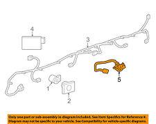 Chevrolet GM OEM 2016 Volt Rear View-Backup Back Up Camera 23320691