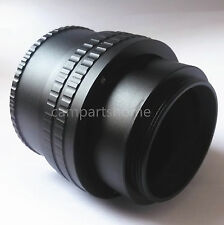 M65 to M65 Adjustable Focusing Helicoid Adapter 17-31mm Macro Tube 17mm-31mm