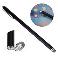 Metal Micro-Fiber Touch Screen Stylus Capacitive Pen For Smart Phone Tablet PC