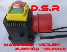 Lissmac Original Schalter für Bandsäge MBS Mauerbandsäge 380V- Art.Nr.402298