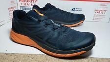 Nice Pre Owned Salomon Sense Ride Trail Running Shoes Mens Sz 13 - Free Shipping
