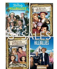 Beverly Hillbillies TV Series Complete Season 1-4 (1 2 3 4) BRAND NEW DVD SET