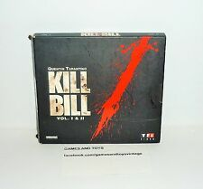 DVD VIDEO KILL BILL vol 1 & 2 quentin tarantino