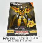 Sunstorm Titanium Die-Cast 2006 Transformers Universe Hasbro Action Figure