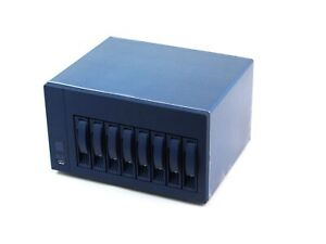 Mini-ITX NAS 8-Bay HDD Hot Swap Storage Server Case Chassis Enclosure