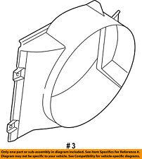 CHRYSLER OEM Cooling Fan-Radiator Shroud 52028998AE