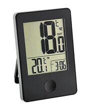 TFA Dostmann Funk-Thermometer Pop Max-Min-Funktion Inklusive Außensender NEU