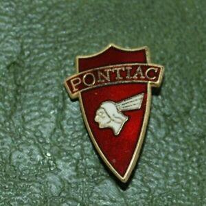 Pontiac muscle car enamel metal pin badge badge