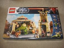 LEGO Star Wars 9516 Jabba's Palace SEALED Brand NEW