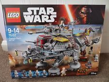 Lego Star Wars 75157 captain rex's AT-TE NEW