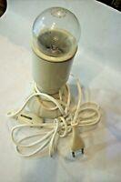 SARFATTI x ARTELUCE rara lampada tavolo vintage table lamp mod 600/C 1966 BIANCA