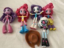 my little pony equestria girls doll bundle
