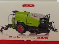 1/32 Wiking Claas uniwrap rollant 455 0773 20