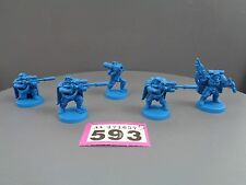 Warhammer 40,000 Space Marines Scouts Sniper Rifles Missile Launcher 593/657