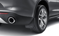 Alfa Romeo Stelvio Trasero Barro Guardias Solapas Barro Nuevo Genuino 50903569