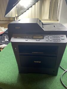 Brother DCP-8150DN All-In-One Laser Printer Works Good Condition FAST SHIPPING