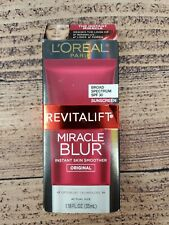 L'Oreal Revitalift Miracle Blur Instant Skin Smoother Original Wrinkle Cream