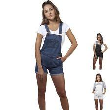 Pantalones cortos de mujer Peto 100% algodón