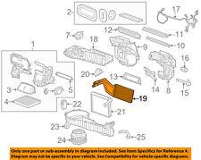 GM OEM-Hvac Heater Core 23135678
