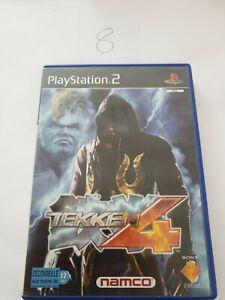 Tekken 4 - Sony PlayStation 2/Ps2