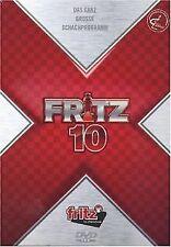 Fritz 10: Das ganz große Schachprogramm von NBG EDV Hand...   Game   Zustand gut