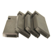 "Steel Dragon Tools® 47765 1/2""-3/4"" Hss Rh Npt Pipe Dies fits Ridgid® 811A 815A"
