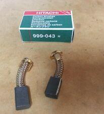 999043 Carbon Brush ( 1 pair ) Hitachi