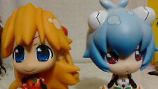 Evangelion comes Rei and Asuka Evangelion @ School Figures