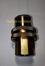 New Rug Doctor Quick Brass Coupler 80208