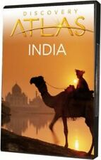 INDIA - DISCOVERY ATLAS  DVD DOCUMENTARIO