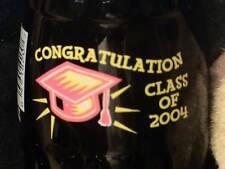 Class of 2004 celebration coke bottle