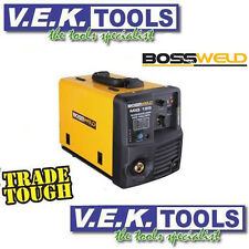 BOSSWELD 156AMP Mig Gas & Gasless Welder-Nationwide 1yr Warr-USED BY PROS! cig