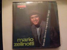 "MARIO ZELINOTTI SPANISH 7"" SINGLE EP SPAIN CUORE MATTO 1967"