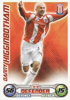 Match Attax Extra 08/09 Stoke Sunderland Cards Pick Your Own From List