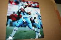 HOUSTON OILERS WARREN MOON UNSIGNED 8X10 PHOTO POSE 1