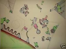 Simada Suzi lithographie signée numérotée VOSS art abstrait abstraction
