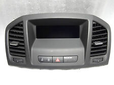 BUICK REGAL/CHEVY CRUZE INFORMATION DISPLAY SCREEN MONITOR ASSEMBLY OEM