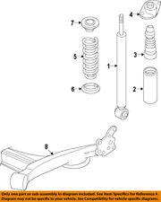 Chevrolet GM OEM 16-18 Spark Rear-Upper Spring Insulator 95167273